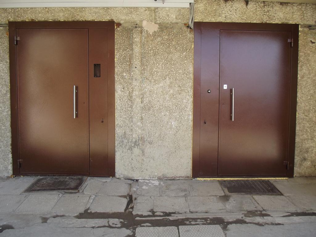 стальные двери в подъезд чехов цена